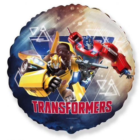 Hēlija balons ar transformeriem