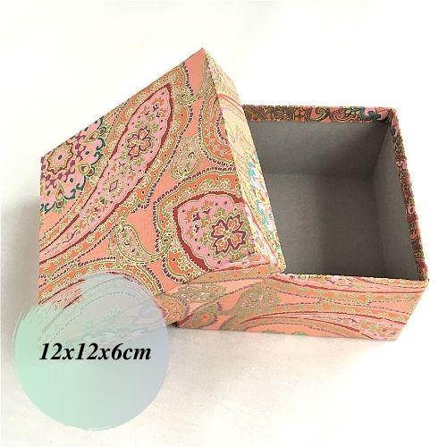Dāvanu kaste 12*12*6 cm