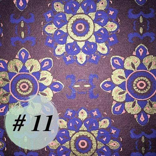Indijas dāvanu papīrs #11