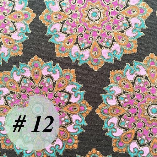 Indijas dāvanu papīrs #12