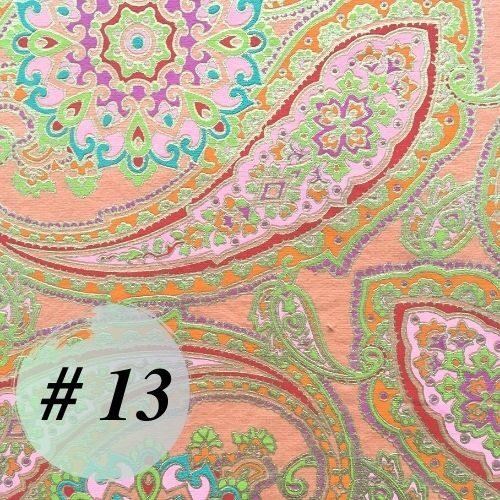 Indijas dāvanu papīrs #13