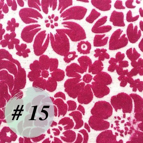 Indijas dāvanu papīrs #15