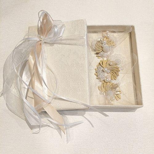 Grezna, izdekorēta dāvanu kastīte naudai, biļetēm, dāvanu kartei